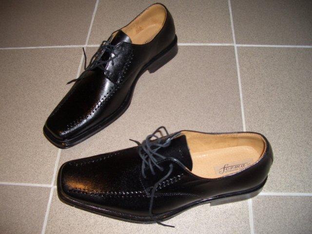 Lenka a Richard - naše prípravy - Svadobné topánočky
