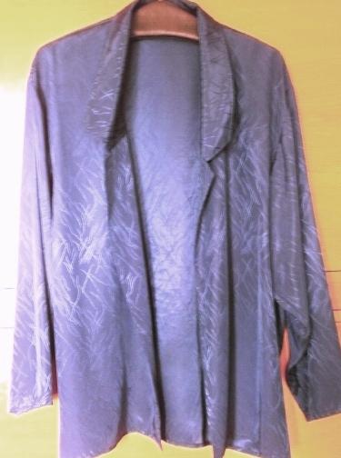Společenský kabátek - Obrázek č. 1