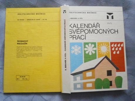Kalendář svépomocných prací - Obrázek č. 1