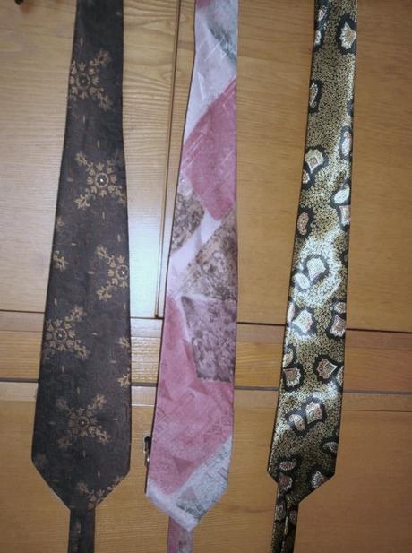 Kravaty  -  vázanky - Obrázek č. 3