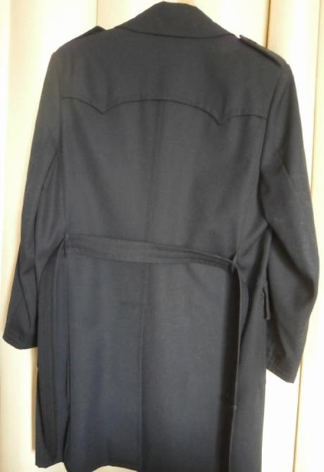 Pánský dlouhý kabát - Obrázek č. 2