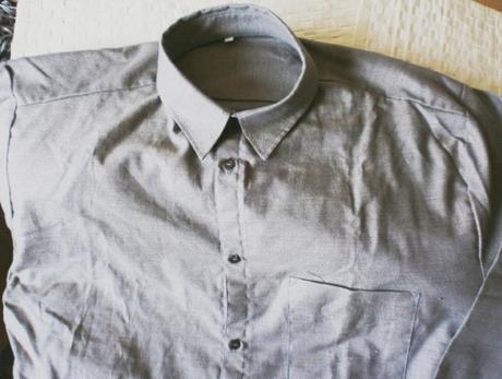 Pánská košile - Obrázek č. 2