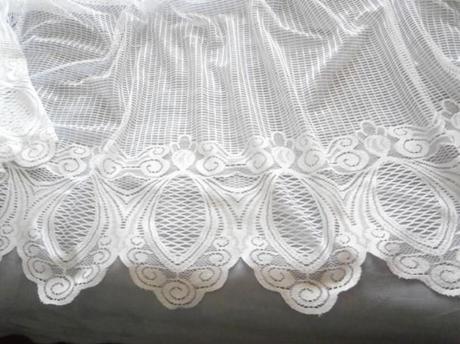 Bílé záclony - Obrázek č. 1