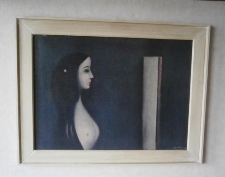 """Obraz reprodukce """"Žena před zrcadlem"""" - Obrázek č. 2"""