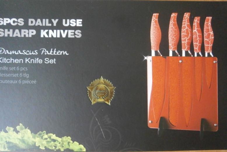Nože v dárkové kazetě - Obrázek č. 2