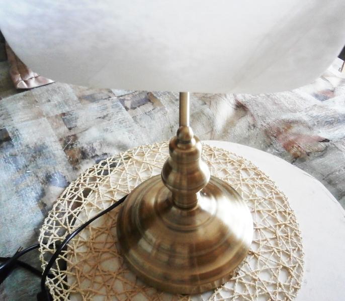 Retro lampa bankéřská - Obrázek č. 2