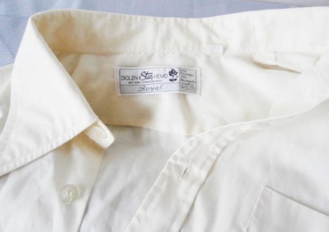 Retro pánská košile - Obrázek č. 2