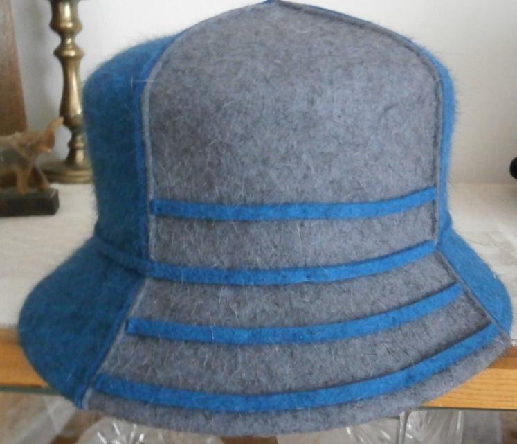 Plstěný klobouk - Obrázek č. 1