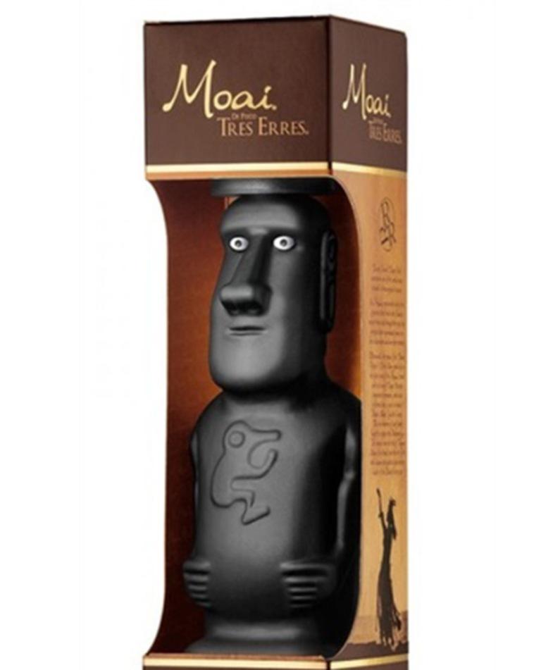 Láhev tvar sochy MOAI - Obrázek č. 3