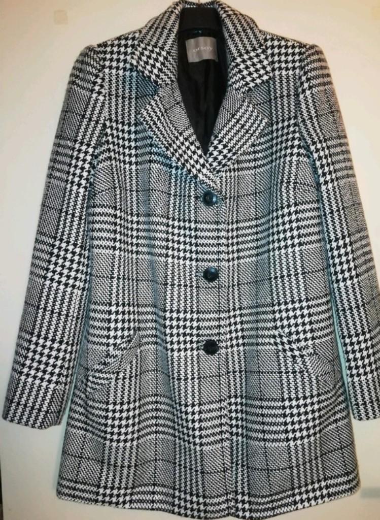 Kabát káro - Obrázek č. 1