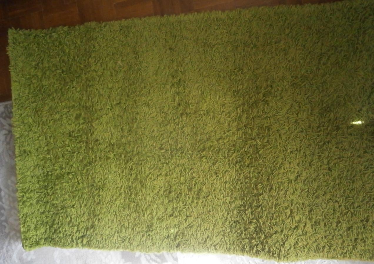 Zelený kobereček - Obrázek č. 1