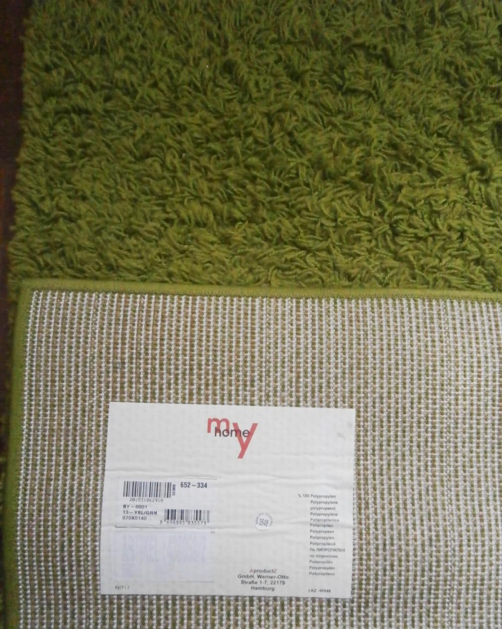 Zelený kobereček - Obrázek č. 2