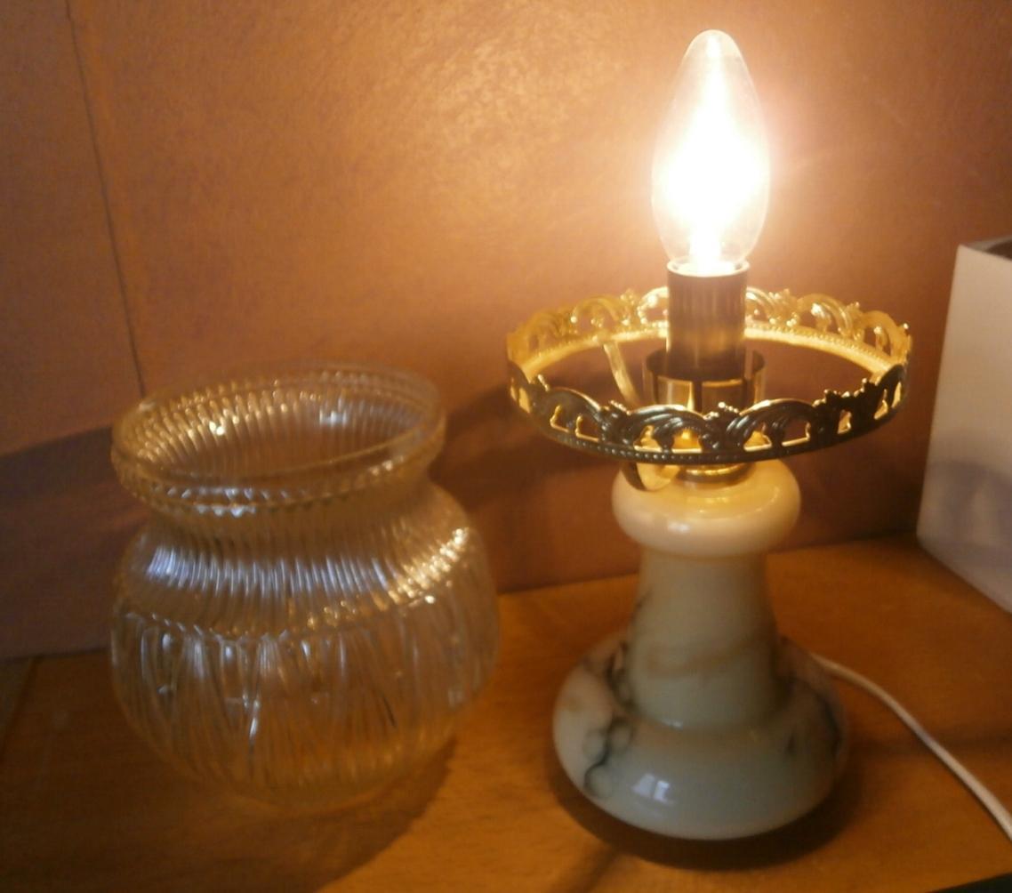 Stolní lampa retro - Obrázek č. 3