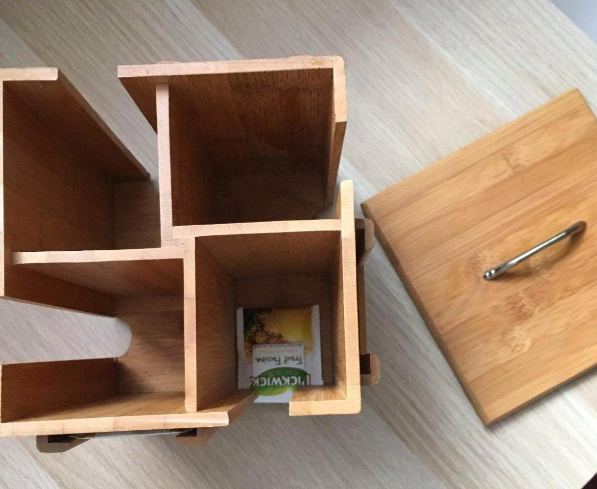 Box na čajové sáčky - Obrázek č. 2