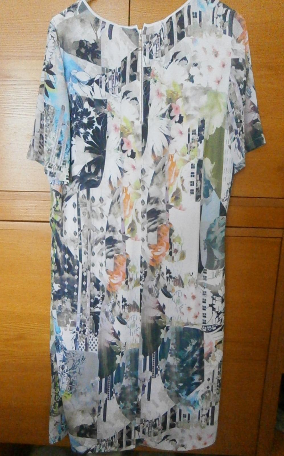 Lehké šaty s podšívkou - Obrázek č. 2