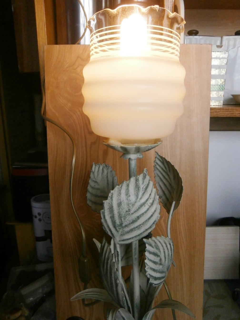 Lampa jako květ - Obrázek č. 1