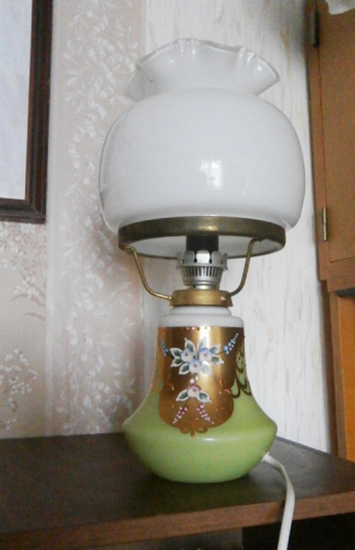 Retro lampa petrolejka - Obrázek č. 3