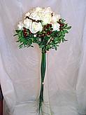Svatební kytice pro nevěstu - no, to je moc hezké