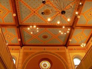 Synagoga zevnitř