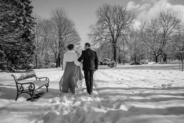Dobrý den,  na sněhu... - Obrázek č. 3