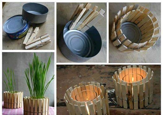 Inspirace DIY - https://www.facebook.com/diy06/photos/a.778589582191600.1073741829.778577802192778/787521451298413/?type=1&theater