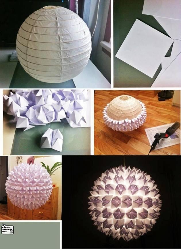 Inspirace DIY - https://www.facebook.com/diy06/photos/a.778589582191600.1073741829.778577802192778/789957031054855/?type=1&theater