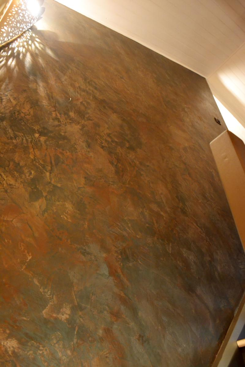Inspirace - realizace - dekorační omítky San Marco - http://www.san-marco.com/ita/referenze/residenza-privata-a-nantes-2.php