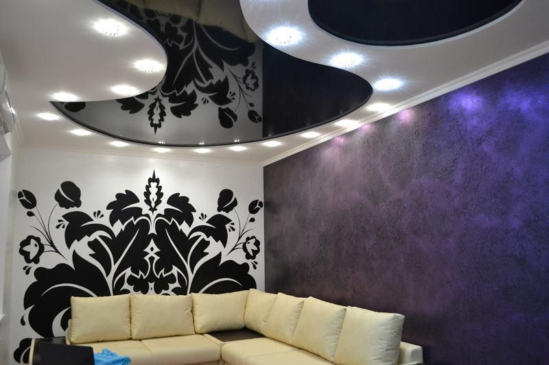 Inspirace - realizace - dekorační omítky San Marco - http://www.san-marco.com/ita/referenze/interno-ucraina.php
