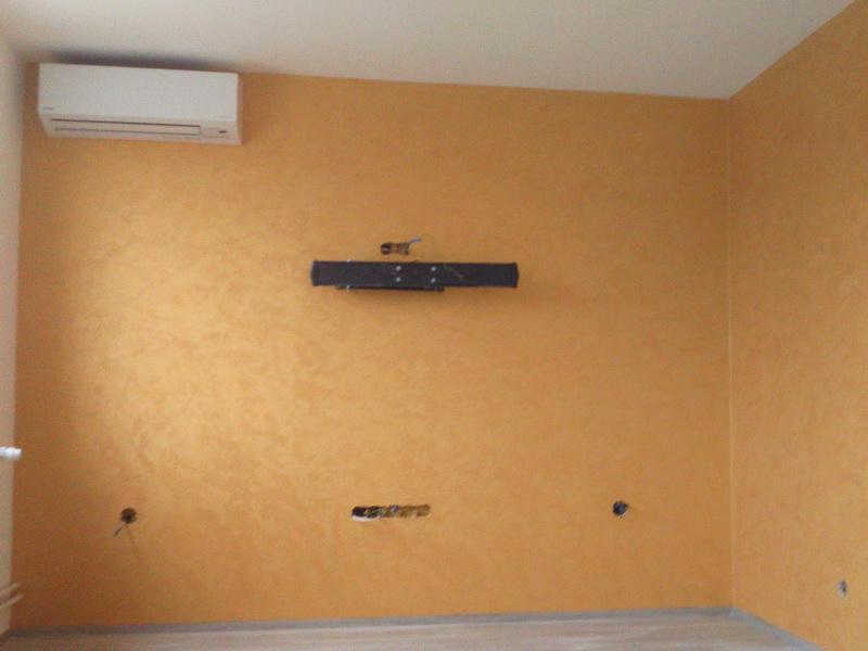 Dekorační stěrky a omítky - realizace - Cadoro Oro