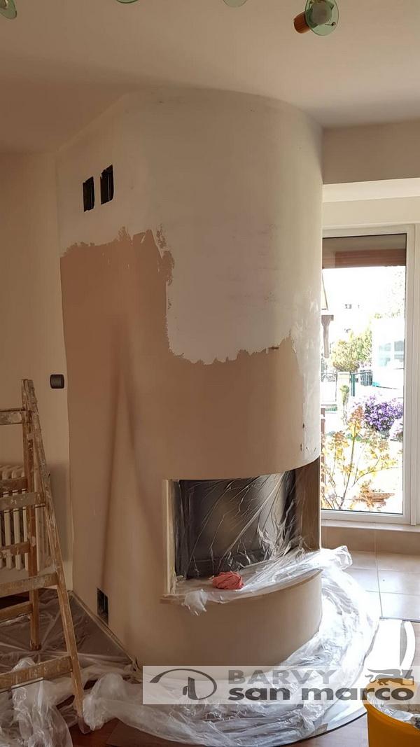 Proměny interierů pomocí našich dekoračních stěrek - Obrázek č. 29