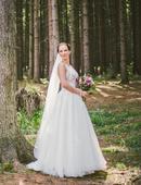 Svadobné šaty od návrhárky Natasha Azaryi, 36