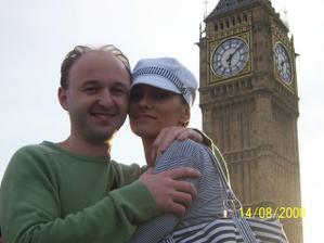 ja a moj milacik v Londyne pokracovanie nasej rozlucky zo slobodou