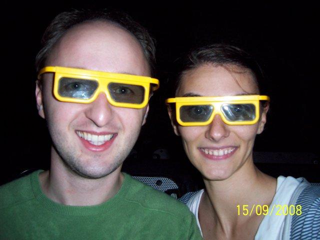Rozlucka zo slobodou - 3D kino super