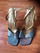 Dámske sandálky , 40
