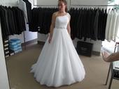 Svadobné šaty Pronovias (36/38), 36