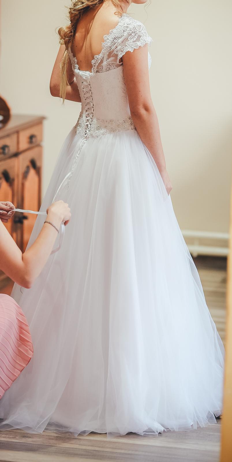 Emmi mariage svad. šaty - Obrázok č. 2