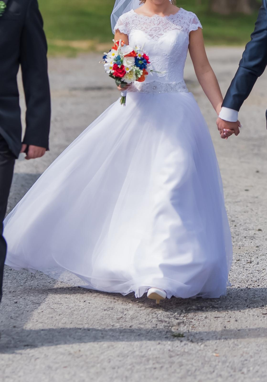 Emmi mariage svad. šaty - Obrázok č. 3