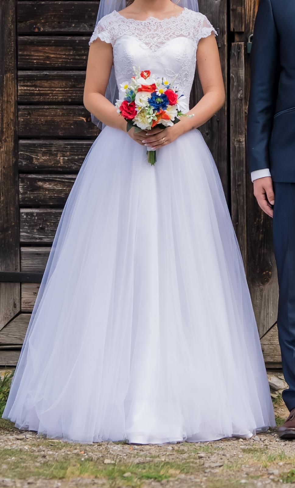 Emmi mariage svad. šaty - Obrázok č. 4