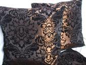 3x luxusní povlak na polštář