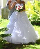 svatební šaty,vel.36, 36