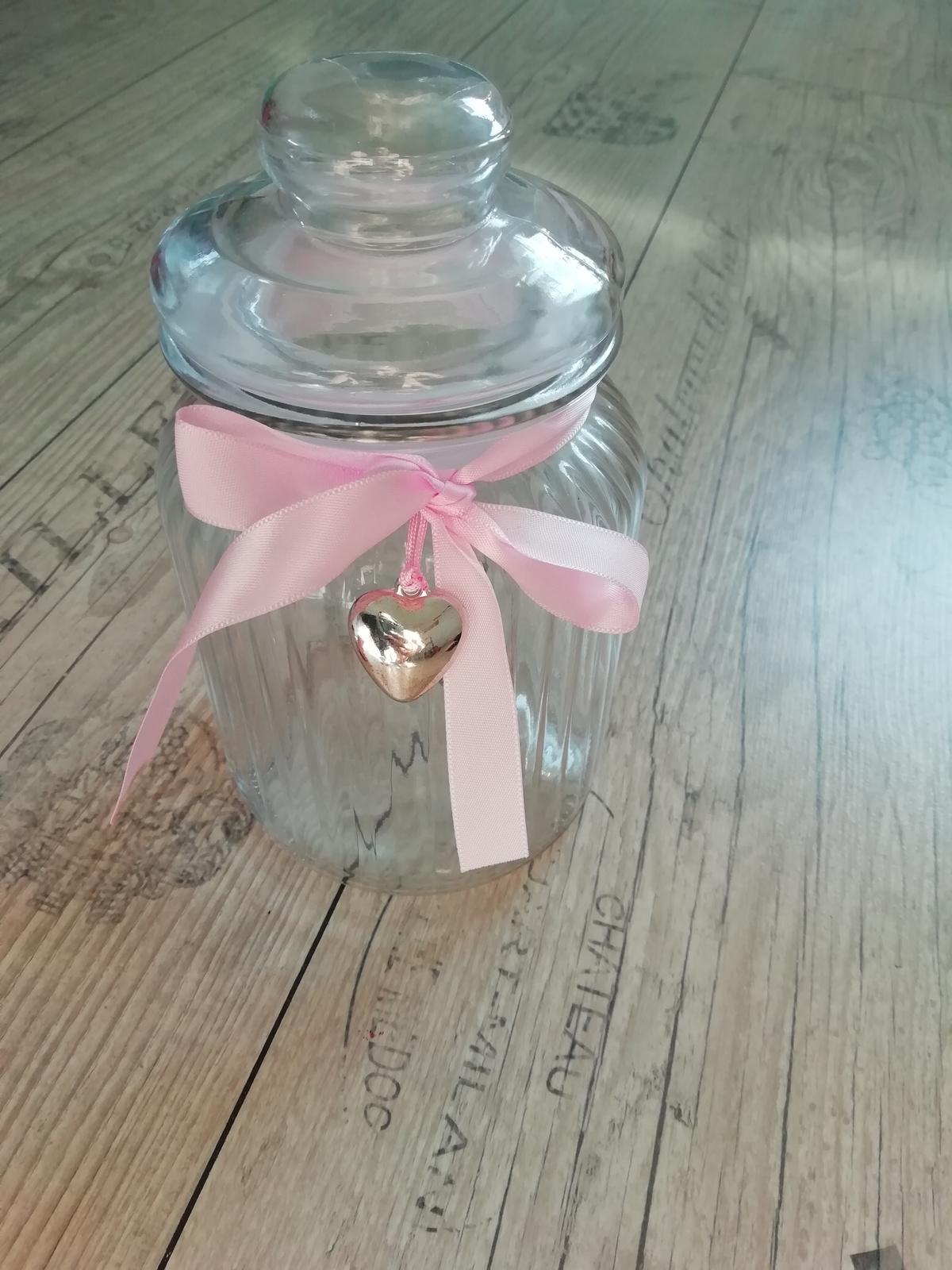 sklenice na bonbóny  - Obrázek č. 1