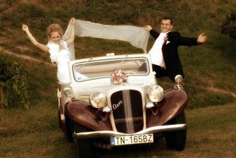 Celá svadba bola teda parááááádna jazda!