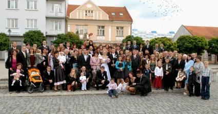 Celá family... Hujerovci? :-)