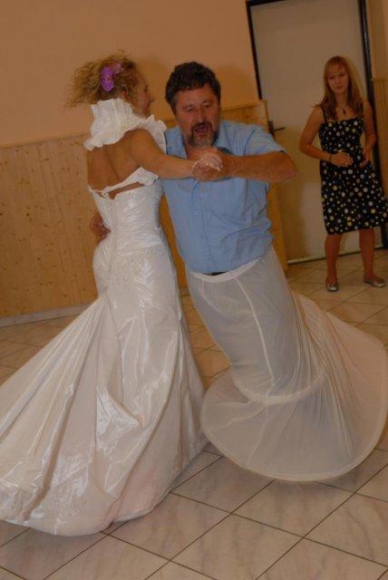 Marcela Cápayová{{_AND_}}Juraj Hollán - O chvíľu boli na svadbe 2 nevesty, che, che :-)