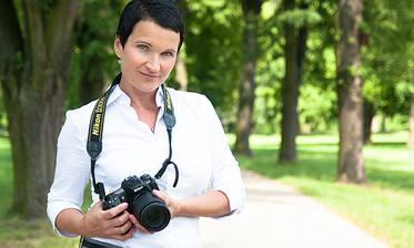 Fotografkou bude skvělá Jana Kalivodová ...