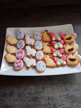 Letos poprvé velikonoční cukroví