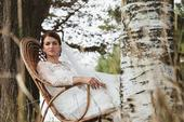 Svadobné šaty exkluzívne, 38