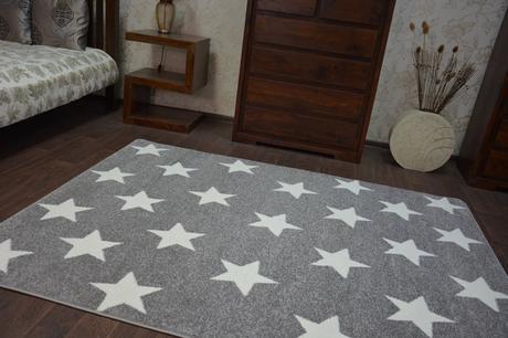 Koberec s hviezdičkami - rozmer 120x170cm - Obrázok č. 1