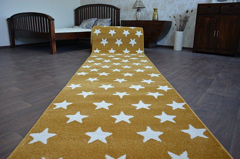 Hviezdičkový behúň, koberec - Obrázok č. 4