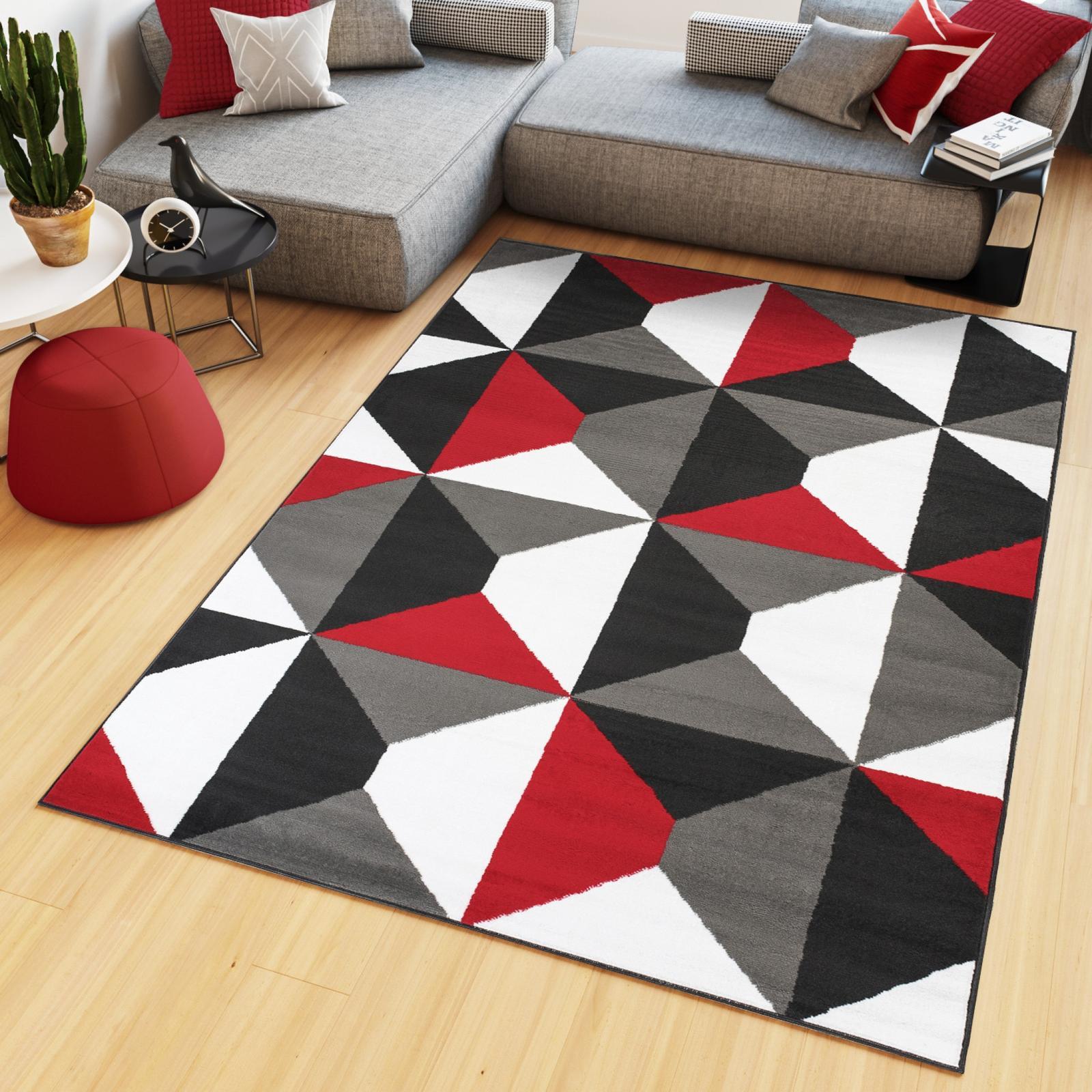 Červený koberec 120x170 - Obrázok č. 1